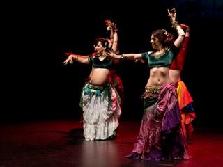 Ven y disfruta de las actuaciones de baile durante los tres días de feria