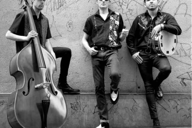 PA-ROCK'OS actuará en Pamplona Tattoo Expo el próximo viernes 16 de noviembre