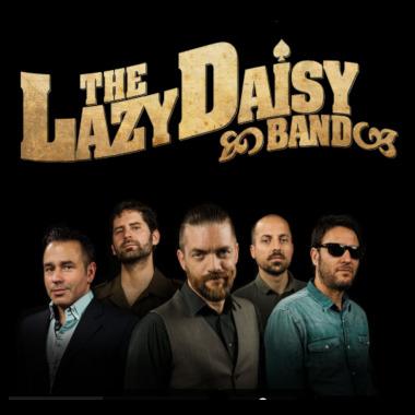 LAZY BAISY BAND nos cautivará con su concierto en directo